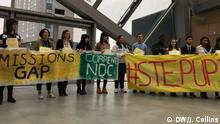 COP23 Klimakonferenz in Bonn Care about Climate Group
