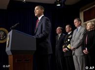 Ο Πρόεδρος Ομπάμα αναγγέλλει τη νεα στρατηγική στο Αφγανιστάν και το Πακιστάν