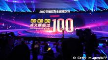 China Singles Day Shopping online