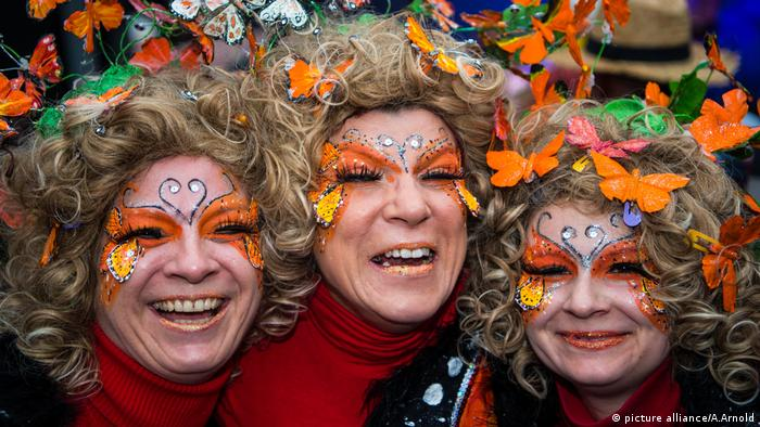 Karneval in Mainz (picture alliance/A.Arnold)