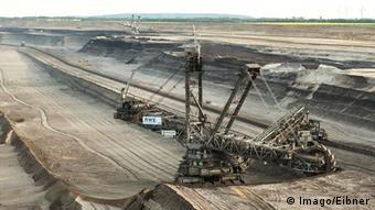 Добыча бурого угля в Германии