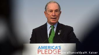 COP23 | New Yorks ehemaliger Bürgermeister Michael Bloomberg auf der Weltklimakonferenz