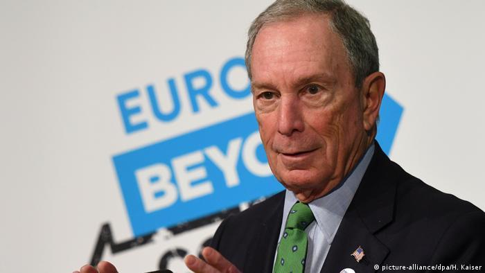Bloomberg'den BM'ye iklim için milyon dolarlık bağış
