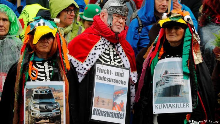 COP23   Klimademo in Bonn (Reuters/W. Rattay)