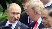 Vietnam | APEC-Gipfel | Trump und Putin