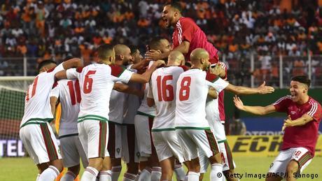 Fußball WM Playoffs   Elfenbeinküste vs. Marokko (Getty Images/AFP/I. Sanogo)