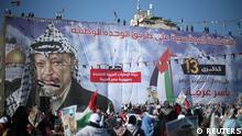 Palästina Gaza | Feierlichkeiten zum 10. todestag Arafats