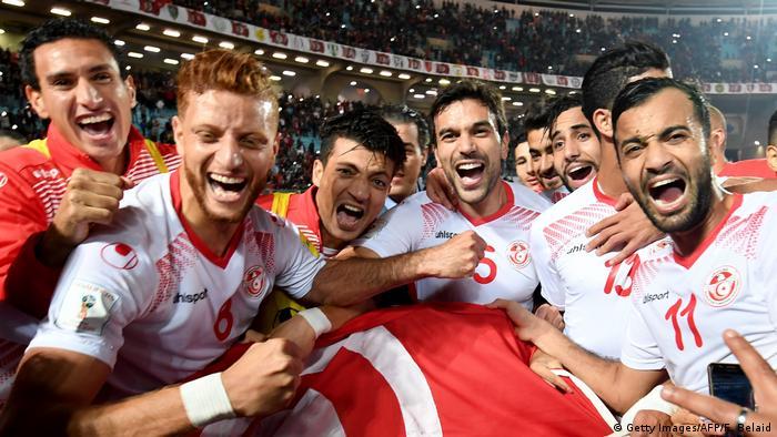 Fußball WM Playoffs | Tunesien vs. Libyen