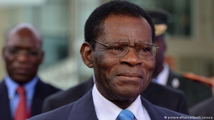 Teodoro Obiang Nguema Äquatorial Guinea