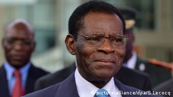 Teodoro Obiang Nguema (Foto: Picture Alliance)