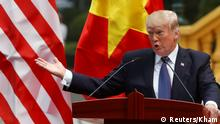 Hanoi Donald Trump