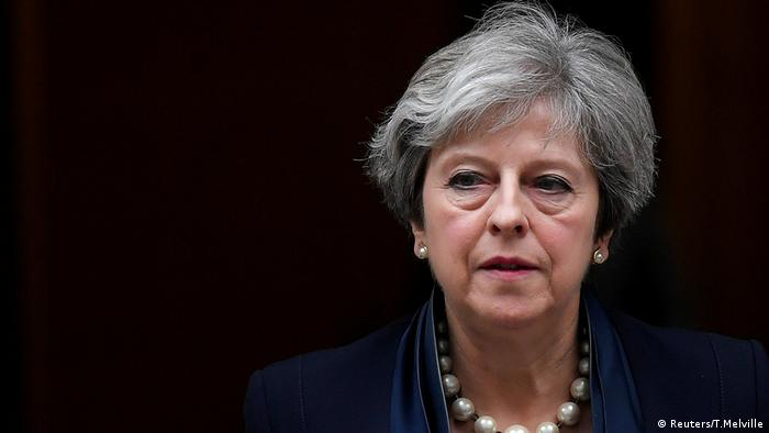 UK conservatives sign letter of no confidence in PM Theresa May - report