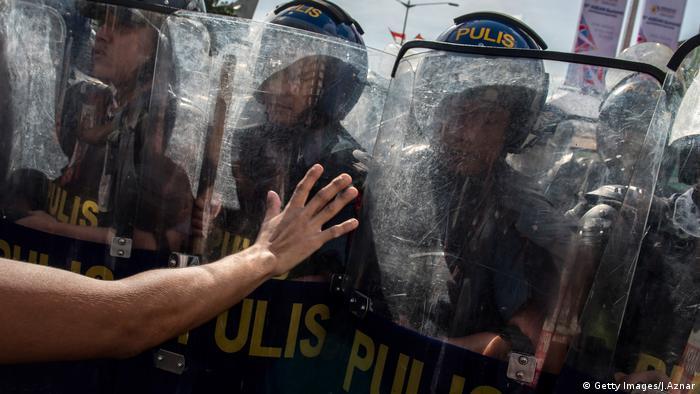 Manila Philippinen (Getty Images/J.Aznar)
