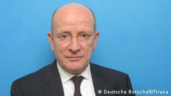 Christian Hellbach Staatsminister Auswärtiges Amt (Deutsche Botschaft/Tirana)