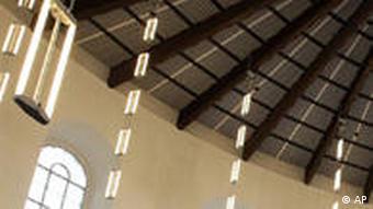 Премия мира по традиции вручается во франкфуртской церкви Св. Павла