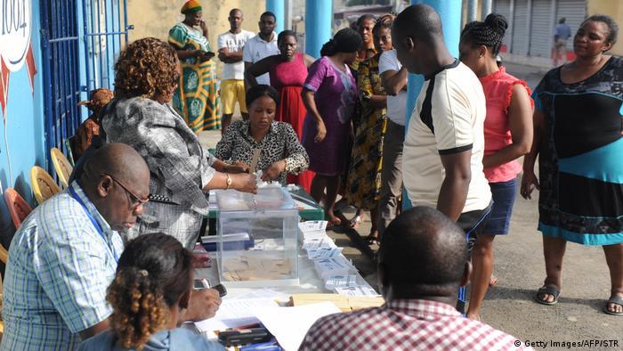 Äquatorialguinea 2016 Präsidentschaftswahl