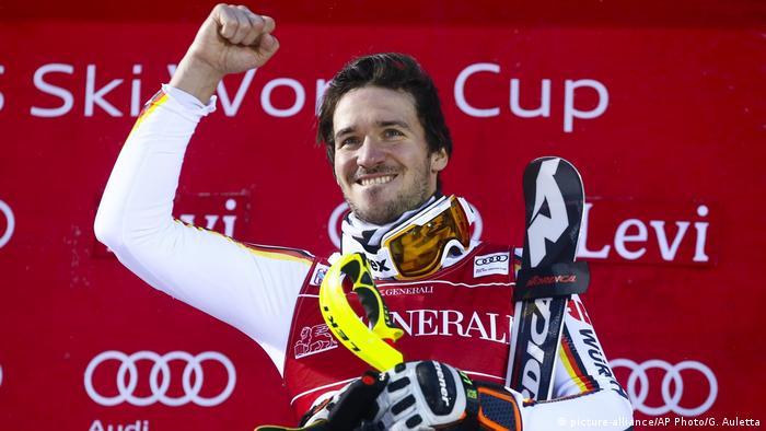 Finnland Skiweltmeisterschaft mit Felix Neureuther (picture-alliance/AP Photo/G. Auletta)