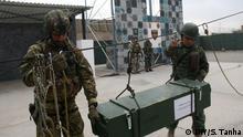 Afghanistan   Italienische NATO-Truppen trainieren Afghan Special Forces