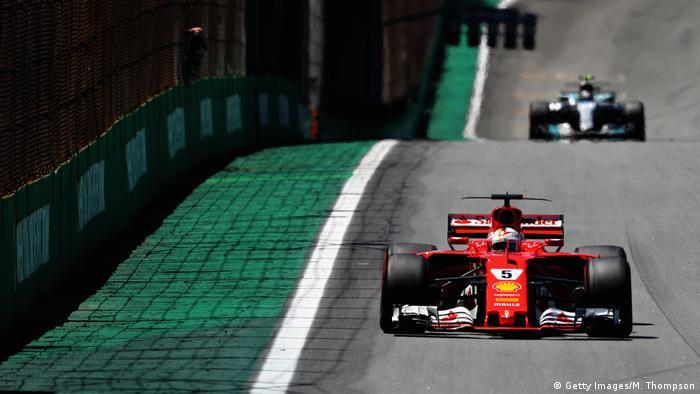 Formel 1 | Großer Preis von Brasilien | Sebastian Vettel