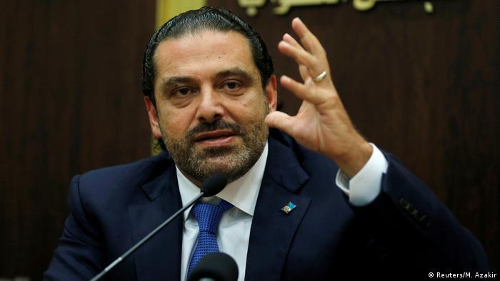 Saudi Arabien Ex-Premier Hariri kündigt Rückkehr in den Libanon an (Reuters/M. Azakir)