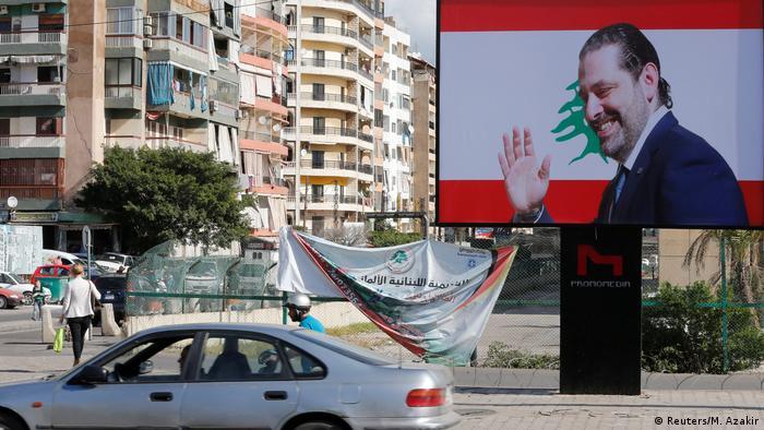 Saudi Arabien Ex-Premier Hariri kündigt Rückkehr in den Libanon an