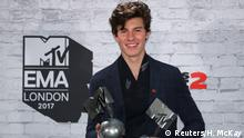 UK MTV Europe Music Awards 2017 | Shawn Mendes