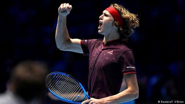 UK Alexander Zverev (Reuters/T. O'Brien)