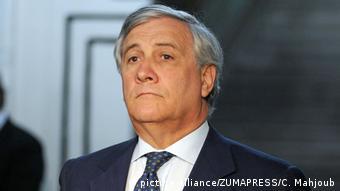 Τον Αντόνιο Ταγιάνι είχε προτείνει για πρωθυπουργό η Forza Italia