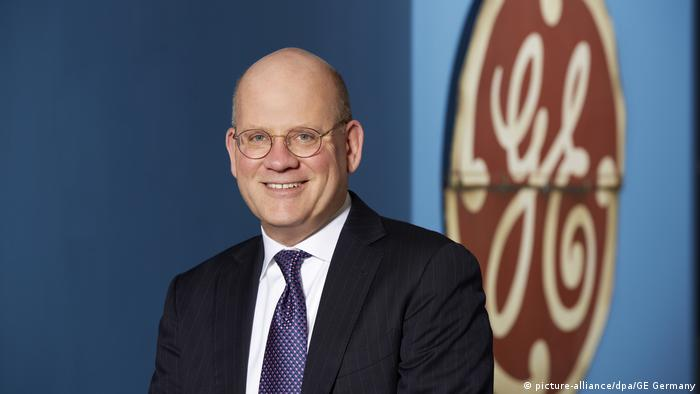 John Flannery - General Electric (picture-alliance/dpa/GE Germany)