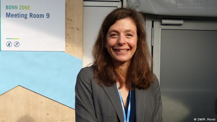 COP 23 Bonn (DW/M. Monti)