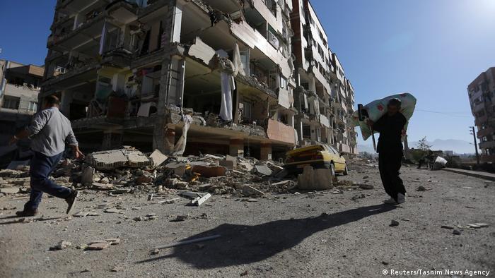 Iran Erdbeben