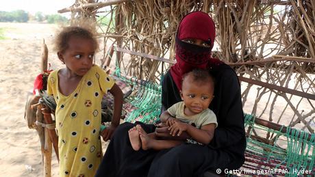 Jemen humanitäre Lage Hodeida (Getty Images/AFP/A. Hyder)