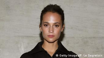 Alicia Vikander (Getty Images/P. Le Segretain)