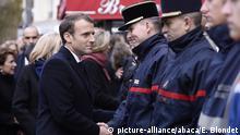 Frankreich zweiter Jahrestag der Anschläge in Paris