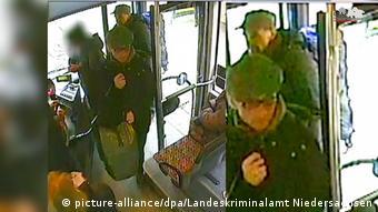 Βίντεο όπου παρουσιάζονται οι φερόμενοι τρομοκράτες