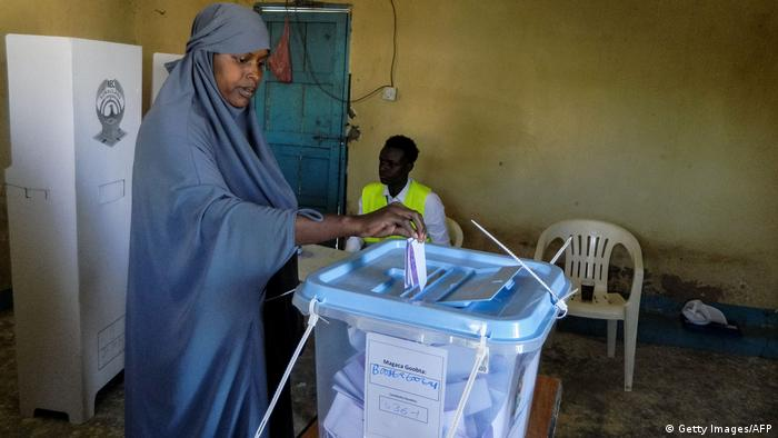 Somaliland Wahlen (Getty Images/AFP)