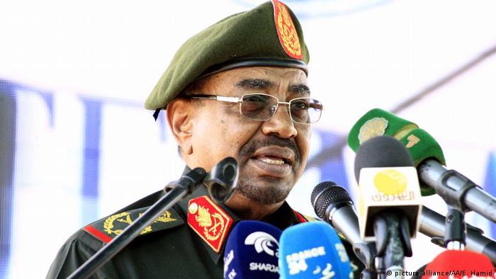 Sudanese President Omar Hassan Ahmad al-Bashir picture-allianceAAE Hamid