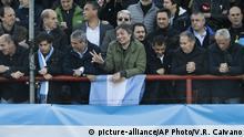 Argentinien Maximo Kirchner