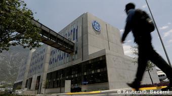 USA General Electric Co. in San Pedro Garza Garcia (Reuters/D. Becerril)