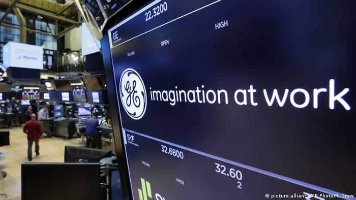 USA New York General electric (picture-alliance/AP Photo/R. Drew)