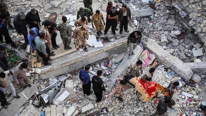Erdbeben im Iran 2017 (Mehr)