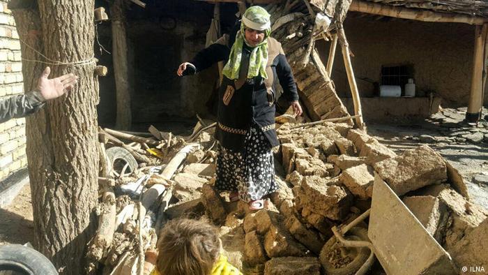 Erdbeben im Iran 2017 (ILNA)
