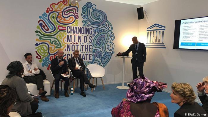 Uma das sessões da COP23, em Bona, Alemanha