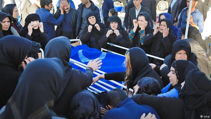 Erdbeben im Iran 2017 (Irna)
