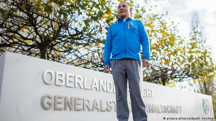 Deutschland Hamm CO2-Klage eines peruanischen Bauern gegen RWE (Foto: picture-alliance/dpa/G. Kirchner)