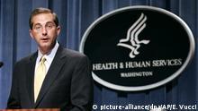 Alex Azar neuer US-Gesundheitsminister