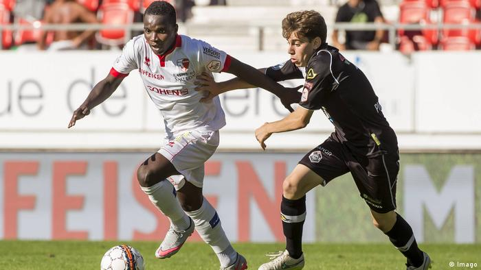 Chadrac Akolo - FC Sion