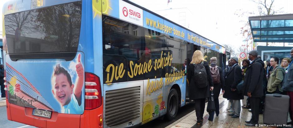 Δωρεάν λεωφορείο και τραμ για καθαρό αέρα