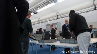Bonn COP23 Klimakonferenz 2017 (DW/Maximiliano Monti)