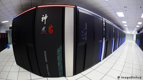 China Super-Computer Sunway TaihuLight
